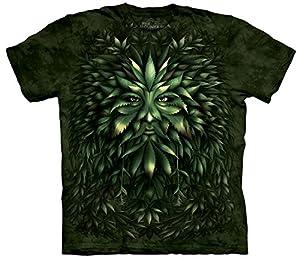 High King Fantasy Grüner Mann Erwachsenen T-Shirt von The Mountain - The Mountain