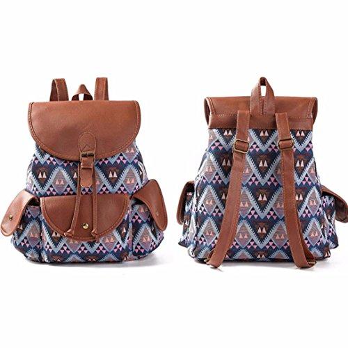 Koly_Le donne del vento nazionale di stampa dello zaino Drawstring Shopping Bag C Comprar Tienda De Descuento Barato Envío Libre Perfecto Comprar 2018 Más Reciente A La Venta La Venta De Alta Calidad omINDxvu
