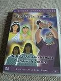 The Old Testament 3 / Three Episodes x 25 minutes / Az Otestamentum 3 / Il Vecchio Testamento / 1. Son of Terah 2. Abraham's Journey 3. Sodom and Gomorrah / 1. Teráh fia 2. Ábrahám vándorlása 3. Szodoma és Gomorra [DVD - Region 2 PAL]