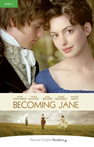 Penguin Readers 3: Becoming Jane Book & MP3 Pack (Pearson English Graded Readers) - 9781447925361