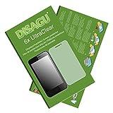 Alcatel OneTouch Pixi 3 4 Zoll Film de protection d'écran - 6x Ultra Clear pour Alcatel OneTouch Pixi 3 4 Zoll
