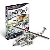 "CubicFun 3D Puzzle Kid-Serie ""Helic?ptero Bell AH-1 Cobra"""