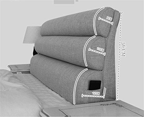 Cuscini Per Testiera Letto : Cuscino per testiera letto per testiera del letto cuscino per letto