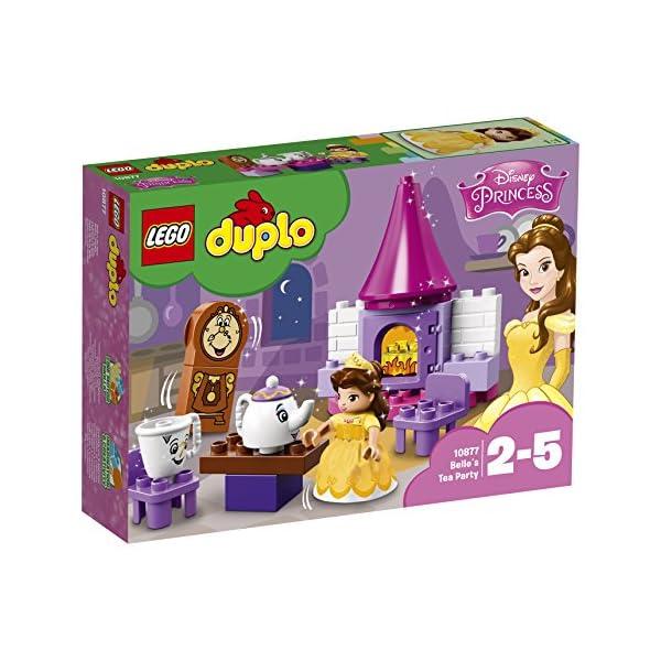 LEGO-Duplo-Princess-il-Tea-Party-di-Belle-10877