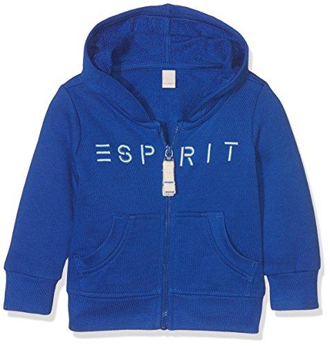 ESPRIT Baby-Jungen Strickjacke RJ17082, Blau (Bright Blue 442), 80