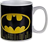 Batman Mug, Heat Change Logo