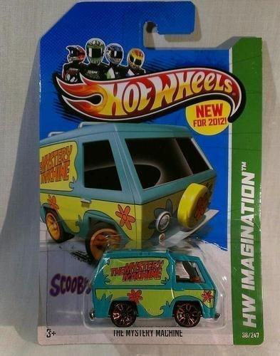 Hot Wheels HW Imagination Mystery Machine Green #38/247 by Hot Wheels