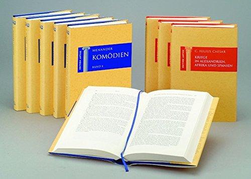 Kai Hosen (Komödien. 6 Bände (Edition Antike))