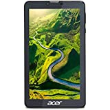 Acer One 7 Tablet (7 inch, 8GB, Wi-Fi + 3G, Voice Calling), Black