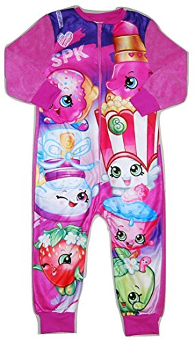 Kids Girls Boys Character Fleece Onesie Pyjamas Nightwear TV Paw Patrol Marvel