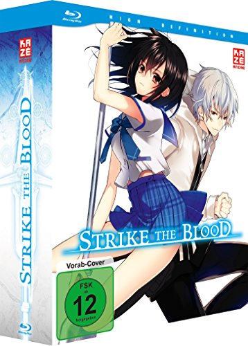 Strike the Blood Vol. 1/Episode1-6 (+ Sammelschuber) [Blu-ray] [Limited Edition]