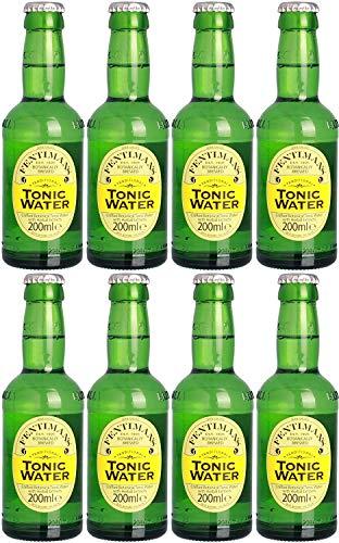 Fentimans Tonic Water 8 x 200 ml