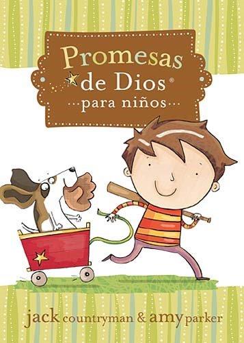 Promesas de Dios Para Niños = God's Promises for Boys por Jack Countryman