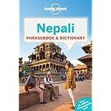 Nepali Phrasebook & Dictionary - 6ed - Anglais