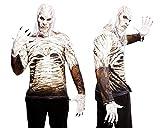 Halloweenkostüm Mumien Shirt T-Shirt