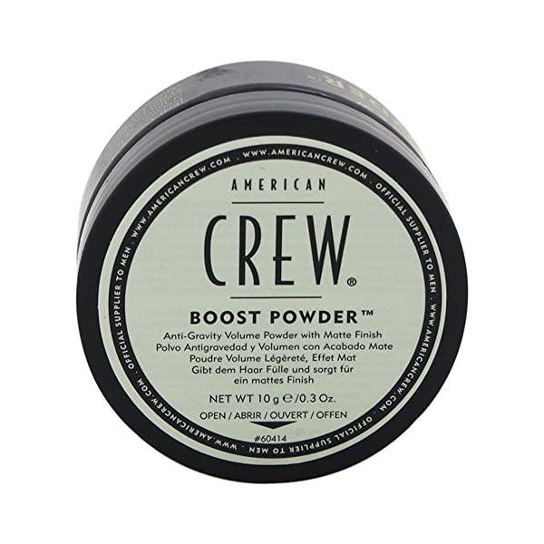 American Crew Polvo Antigravedad Y Volumen (Acabado Mate) – 10 gr.