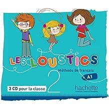Les Loustics: Niveau 2 CD Audio Classe (X3)
