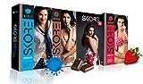 Skore Condoms Multi Variety Flavored Dot...