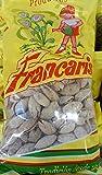 Almendras con cáscara tostadas con agua y sal Francaris - Pack 3 uds 700 g/ud