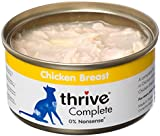 Thrive Complete 100% Chicken Cat Food 75G X 12