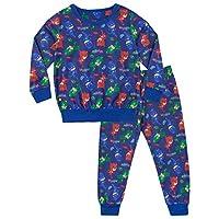 PJ MASKS Boys Catboy Owlette and Gecko Pyjamas