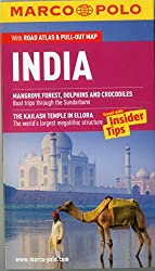 Marco Polo India [With Map] (Marco Polo Travel Guides)