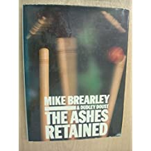 Ashes Retained