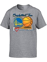 Camiseta NBA Golden State Warriors Baloncesto Basketball fan I Love This Game
