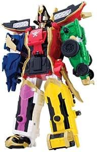 Power Rangers Super Megaforce Legendary Megazord Enfants, enfants, jeux, jouets, jeux