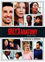 Grey's Anatomy - Season 1 - Collectors' Edition [DVD]