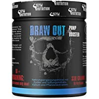 GYM-NUTRITION | DRAW OUT HARDCORE PUMP BOOSTER | Extreme Pre workout Ohne Koffein Ohne Crash | Hochdosiert | Sehr... preisvergleich bei fajdalomcsillapitas.eu