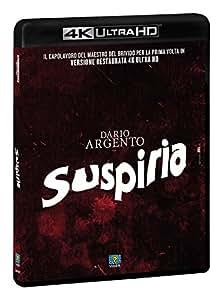 Suspiria (Blu-Ray 4K UHD)