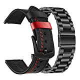 TRUMiRR Compatible avec Samsung Galaxy Watch 46mm/Gear S3 Bracelet de Montre, 22mm...