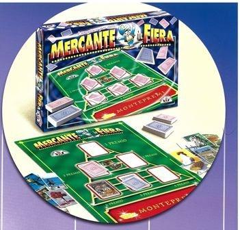 Giochi di Societa-Mercante in Fiera 40x32x5.5cm., usato usato  Spedito ovunque in Italia