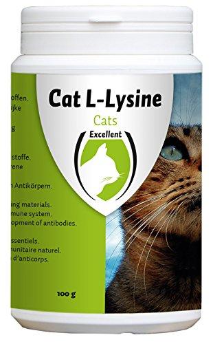 Zen-Kat Cat L-Lysine KH 100 gram