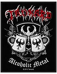 Tankard–alkoholic metal [Patch/parche, tejida] [SP2466]