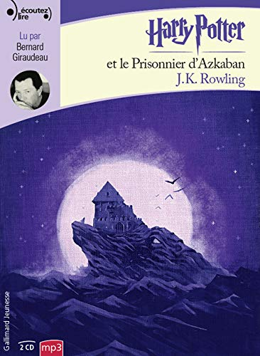 Harry Potter, III : Harry Potter et le prisonnier d'Azkaban par J. K. Rowling