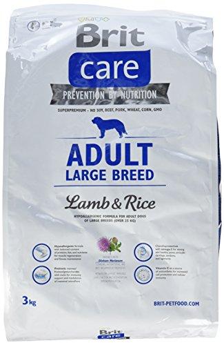 Brit Care Adult Large Breed Lamb & Rice 3kg -