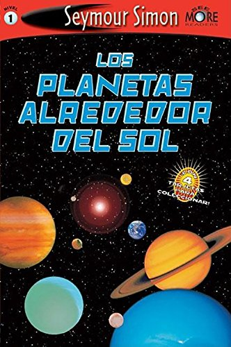 Seemore Readers Planetas Alrededor del Sol por Seymour Simon