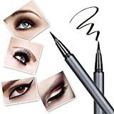 Hey.Beauty-Eyeliner-Liquid Eyeliner Waterproof-Système de Circulation d'Encre-Noir