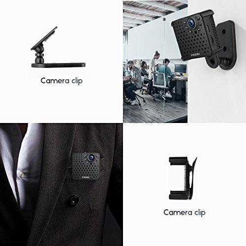 FREDI HD 1080P wireless ip telecamera spy cam mini telecamera videocamera wifi nascosta spia fotografica con movimento investigativo di sorveglianza sicurezza - 8