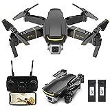 Goolsky Global Drone GW89 RC Droni con Fotocamera 1080P WiFi FPV Gesture Foto...