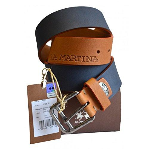 cintura-pelle-la-martina-uomo-men-belt-pelle-100-leather-blu-023b08-size-110