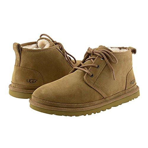 UGG Australia Neumel, Chukka Boots Homme, Noir