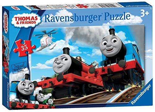Ravensburger Thomas & Friends Puzzle de 35 Piezas
