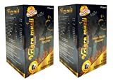 #9: Vrinda Viagra Musli Capsules - Best For Men's Energy & Power - 100% Natural Energy Booster Capsules - Special Discount Offer Left For Only 2 Days (Pack Of 2)