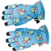 1 Paar Winter Warm Atmungs 2 4 Jahre, Kinder, Kinder Ski Handschuhe