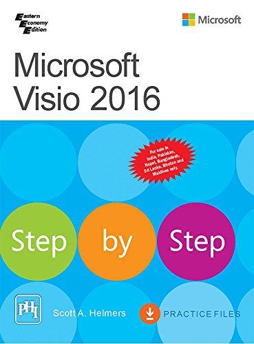 Microsoft Visio 2016 Step By Step