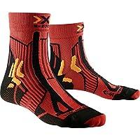X-Socks Trail Run Energy, Calze Uomo, Paprika/Nero, 39/41