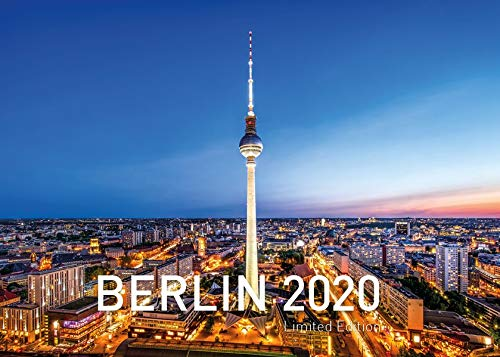 Berlin Exklusivkalender 2020 (Limited Edition) - Partnerlink